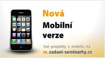 Mobilní verze