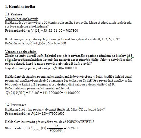 Semestrální práce - Matematika   Semestrální práce   Zadani-seminarky.cz 449200c277d